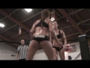 5150 Fightwear Presents - W.O.W - Devan VS Shelby (Oil Wrestling)