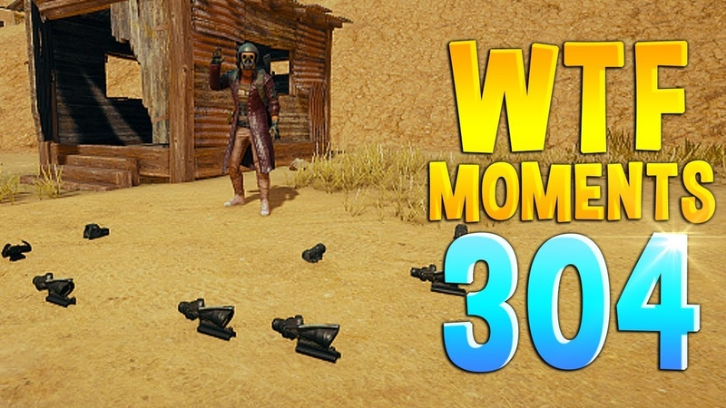 PUBG Daily Funny WTF Moments Highlights Ep 304
