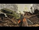 Полевой тест ножа Benchmade Griptilian Blade HQ на русском Перевод Zёбры