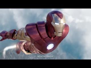 Marvel's Iron Man VR – Announce Trailer ¦ PS VR