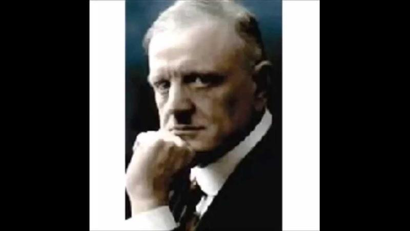 シベリウス名演技 交響詩「アイノ」 Robert Kajanus (1856-1933):Symphonic Poem Aino 14:33