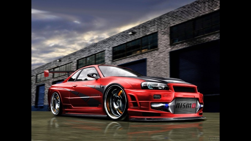 Need for Speed Payback - NISSAN Skyline GT-R V-spec (1999) - R34 Nismo Edition