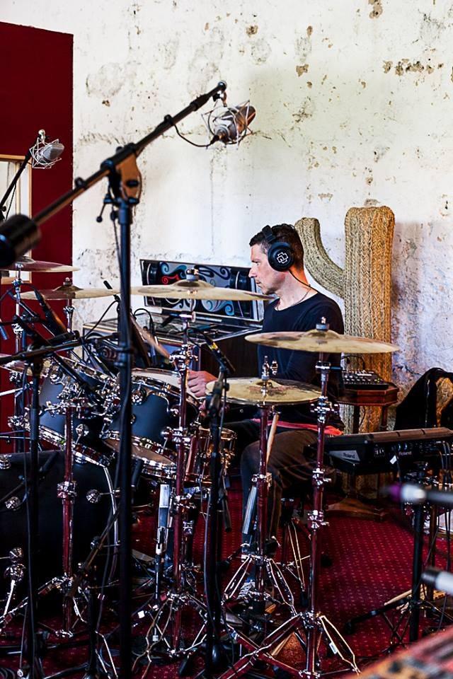 Группа Rammstein работает в студии: свежие фото