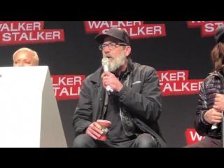 Walker Stalker - Alemanha, 8.O3.2O18