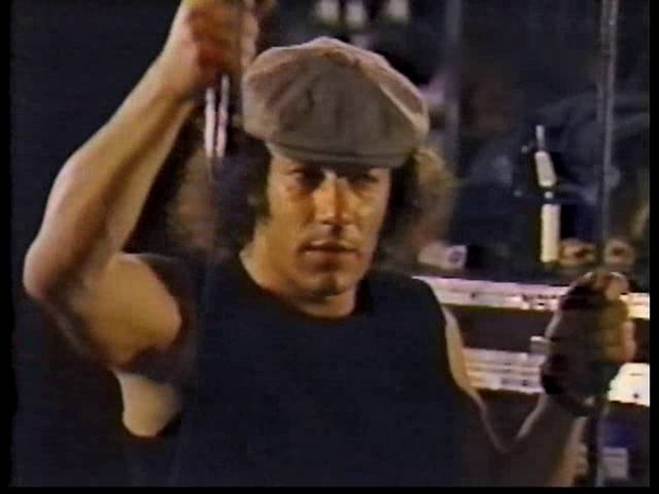 AC/DC Rehearsals los angeles october 1983 part3