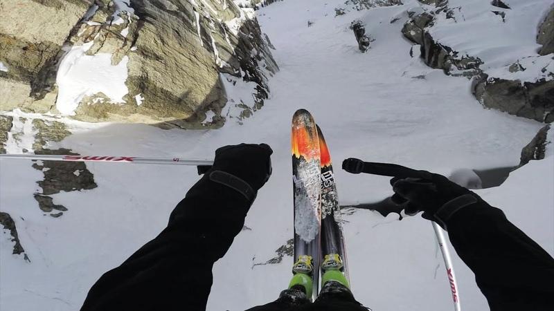 GoPro: Line of the Winter March 2016 Co-winner Blaine Gallivan