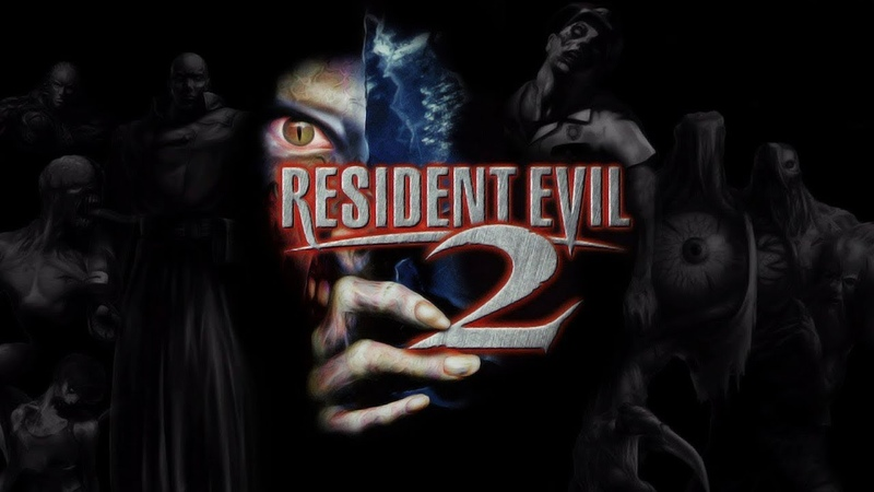 [GC/USA] Resident Evil 2 [Normal, Claire A] - 03. Р-эпсилон делает лизунов слабее?.. [Финал]