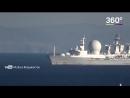 Корабль «звездных войн»