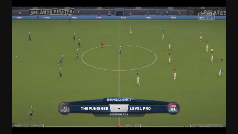 Обзор матча | National Gaming League,14 тур | ThePunisher - Level Pro eSports