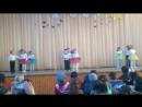 Первая сцена, танецКадриль