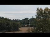 ..видео Sebastien Monnet -...снято в Лионе, Франция..9 июля....три объекта парящих в дневном небе, медленно перемещавшихся.