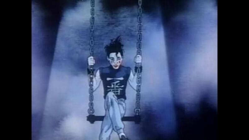 La maldición de Kazuo Umezu Naoko Omi 1990