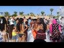 Hotel LTI Mahdia Beach, Tunisia mousse foam party