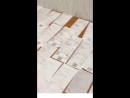 Почтовые чеки об отправленных посылках из наличия.