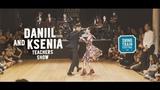 DANIIL & KSENIA - Swing Train Festival 2018 - IV Ed.