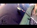 Рыбалка на слиянии двух рек в Карелии Ловля щуки на самоловки и спиннинг Ночёвка Белые ночи