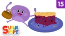 The Bumble Nums Make Ballooning Blueberry Cobbler Cartoons For Kids