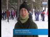 школа безопасности в зимний период г. Сарапул 2019 г.