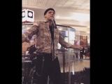 Олег Майами дал концерт в аэропорту Шереметьево