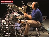 Peter Erskine Drum Clinic Latin Groovin' to a Drum Machine