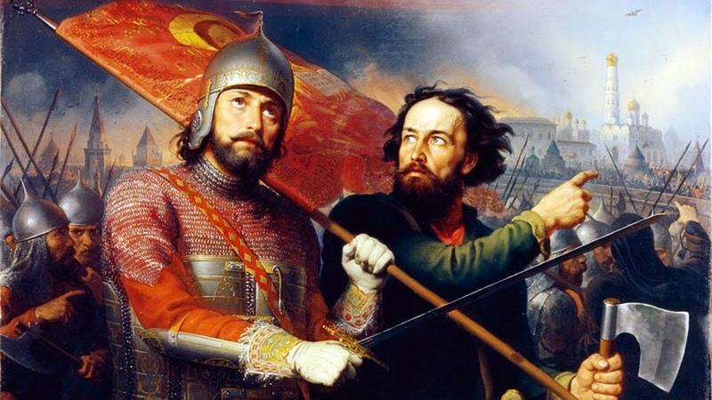 Князь Дмитрий Пожарский рассказывает историк Мария Якушина