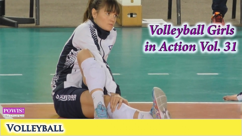 Beauty in Sports Volleyball Vol. 31