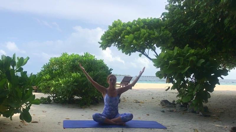 Йога с Алёной Воробьёвой Женская йога Ключичное дыхание
