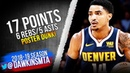 Gary Harris Full Highlights 2019.01.05 vs Hornets - 17 Pts, 5 Asts, POSTER Dunk! | FreeDawkins