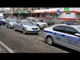 BMW насмерть сбил женщину в Москве
