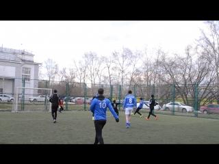 Craft - Колос 2' гол забил Татарников Иван
