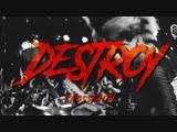 Crossfaith - 'Destroy (feat. Ho99o9)'