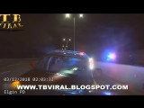 Crazy Woman Jumps Out Of Her Burning Car Gets Fatally Shot By Chicago Police Officers (Warning Graphic) - World Star Uncut