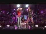 Nicki Minaj &amp Katy Perry - Girls Just Want To Have Fun ( Шоу Divas Salute The Troops, 2010) (HD качество)