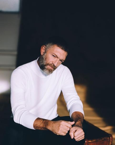 Vincent Cassel Elle, 2019