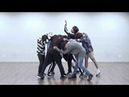 20180527 BTS 'FAKE LOVE' mirrored Dance Practice