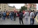 аборигены на красной площади
