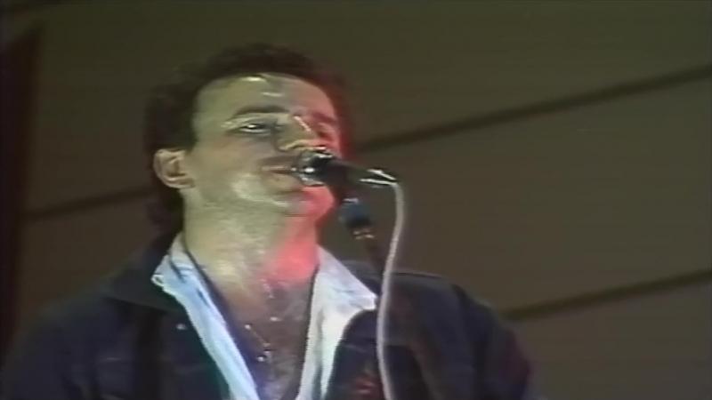 Чайф - Поплачь О Нём (4 Рок-Фестиваль, Свердловск 1989)