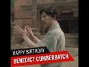 С днем рождения Бенедикт Камбербэтч