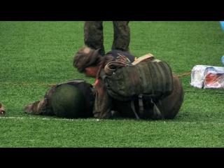 Военно-медицинская эстафета АРМИ 2017 _ Military medical relay Army games 2017