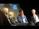 The Fall Series 3 QA with Gillian Anderson, Jamie Dornan  Allan Cublitt