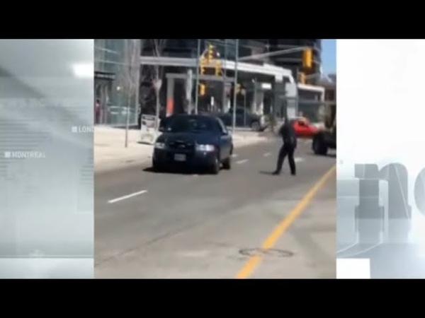 Армянский террорист убил 10 человек в Торонто. В день геноцида армян.