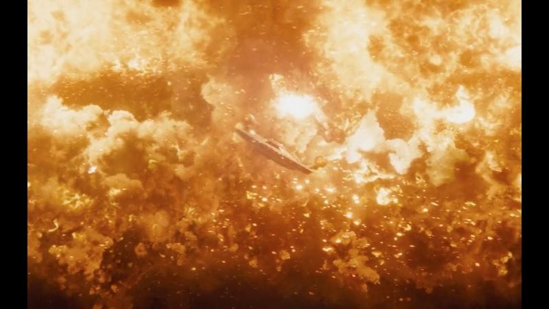 Sabotage - Beastie Boys | Star Trek Beyond | Epic Scene | Swarm Ships