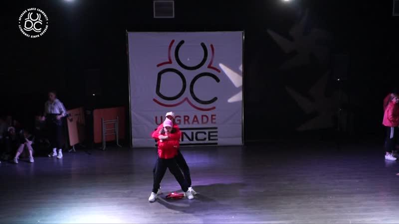 Best Dance Duo Beginners Алина Агаркова и Алина Князева