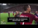 Cristiano Ronaldo convocando João Moutinho a bater pênalti • Liderança e Confiança • Euro 2016