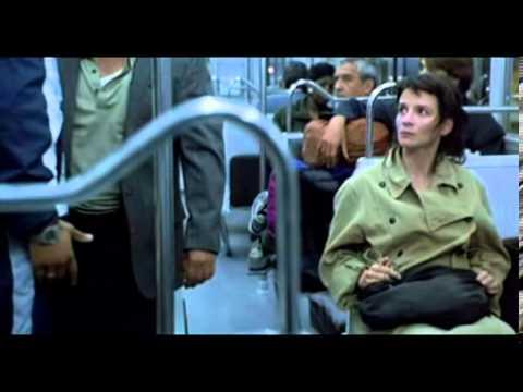 Code Inconnu Assaut Metro - Merci - Haneke, Binoche