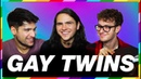 🌈 TWINS PLAY WHOS MOST LIKELY👬🤔✨