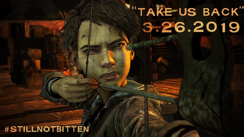 The Walking Dead Final Season: Take Us Back Trailer, Ep. 4