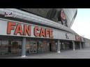 В фан-кафе «Донбасс Арены» дончане болели за сборную России по футболу