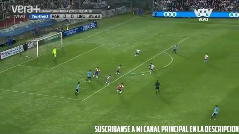 Paraguay vs Uruguay EN VIVO - Eliminatorias Copa del Mundo 2017 [VDownloader]