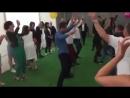 Супер флеш моб от Дмитрия Гришанова - Сплошная импровизация - Ведущий на свадьбу г. Киржач